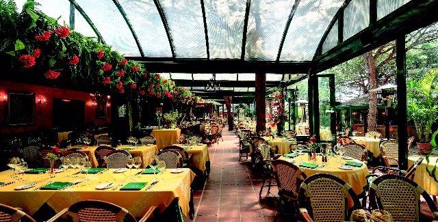 Restaurante del grupo Da Bruno en Marbella