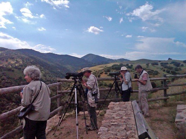 El turismo de naturaleza está al alza.