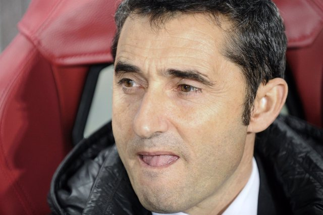 Ernesto Valverde, entrenador del Athletic Club