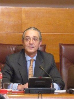El Exconsejero De Industria, Pedro Nalda