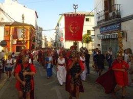 Inauguración del festival.