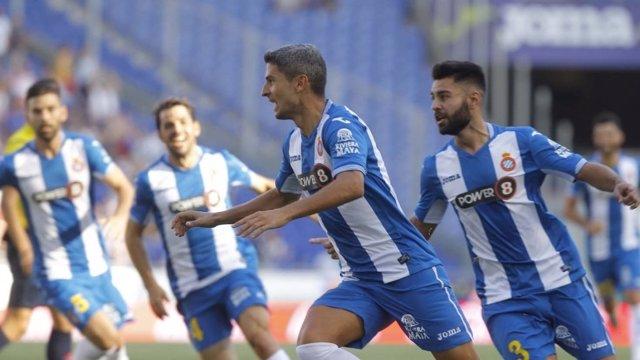 El Espanyol gana en su estreno de Liga BBVA