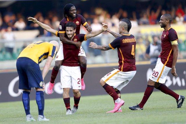 La Roma empata en su estreno en el Calcio