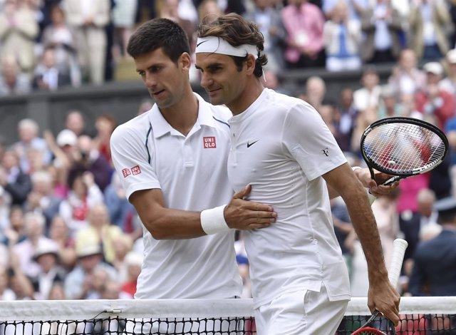 Djokovic y Federer sirven un nuevo clásico por el título en Cincinnati