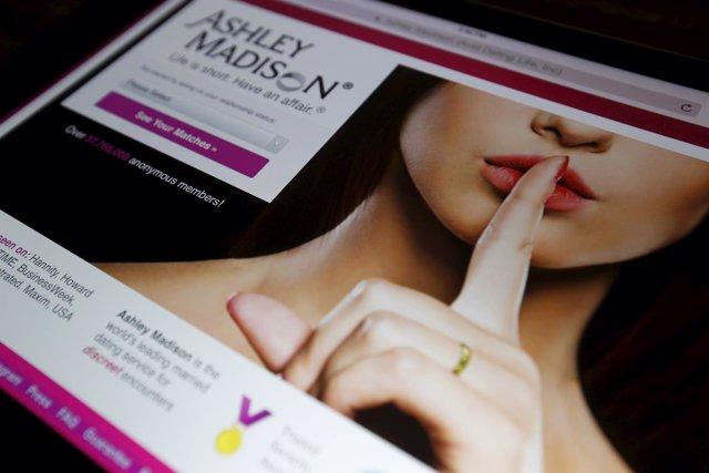 Ashley Madison, web de citas