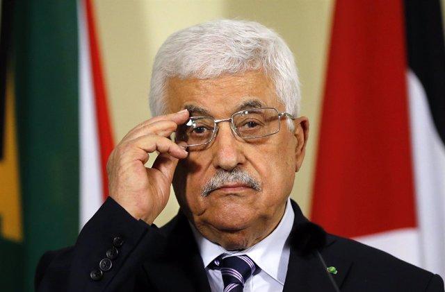 Mahmoud Abbas.