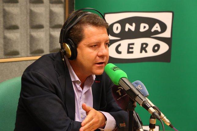 Page entrevista Onda Cero