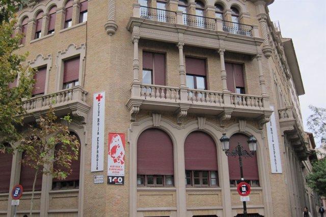 Sede de Cruz Roja Zaragoza