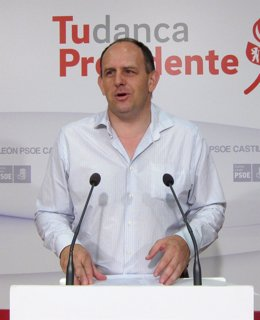 El socialista José Luis Aceves