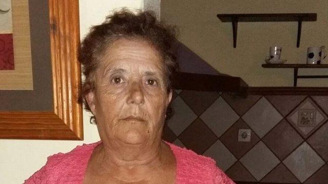 Josefa Hernández, la abuela de Fuerteventura