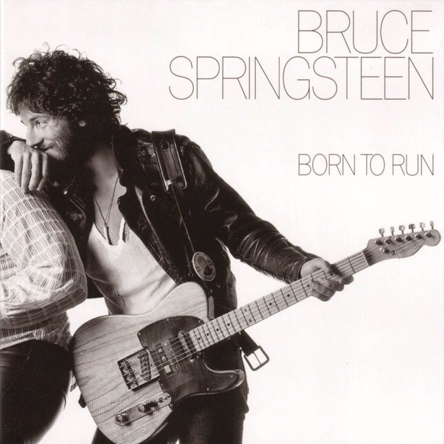 Born to Run de Bruce Springsteen cumple 40 años