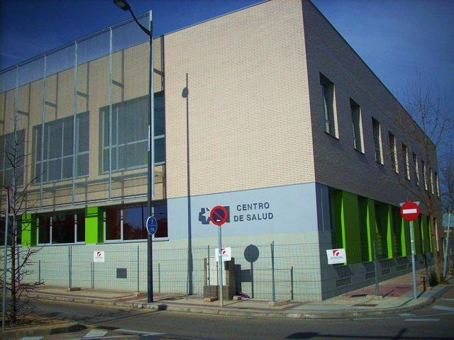 Centro de salud Las Margaritas (Getafe)