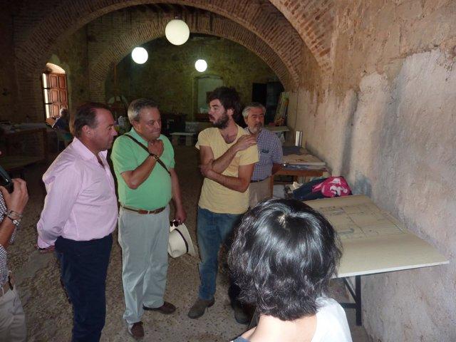 Visita al Castillo de Belalcázar