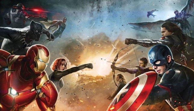 Capitán América Civil War