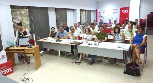 Encuentro municipal PSOE