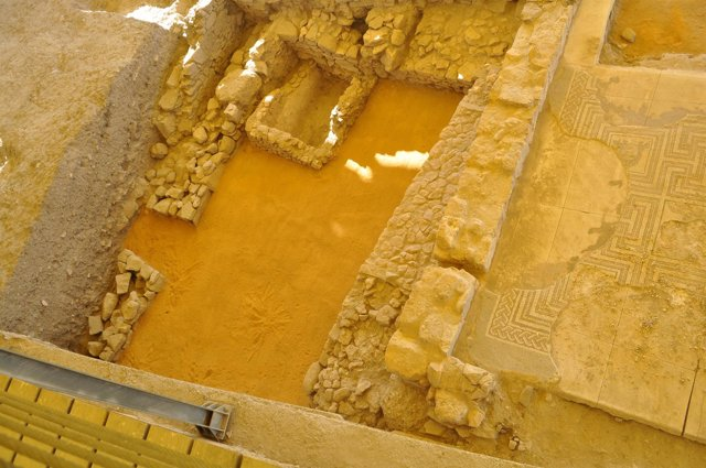 Yacimiento arqueológico de Plaza de Armas.