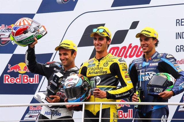 Álex Rins, GP Indianápolis