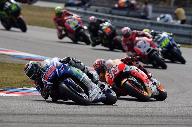 Jorge Lorenzo, MotoGP R.Checa 2015