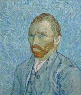 Auto Retrado De Van Gogh