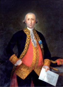 El militar Bernardo de Gálvez Macharaviaya