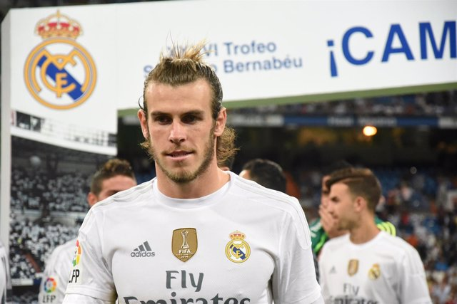 Gareth Bale, Trofeo Santiago Bernabéu 2015( R.Madrid-Galatasaray)