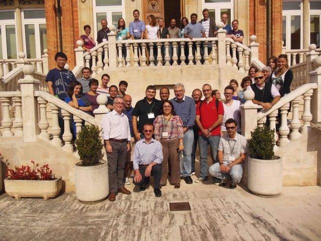 Foto de un encuentro en el CIEM