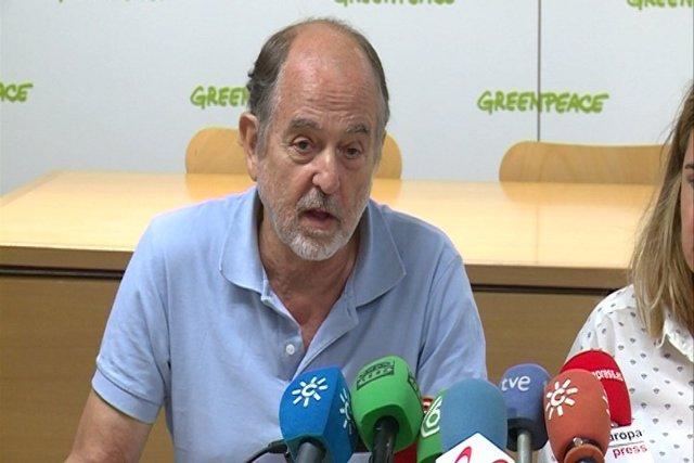Greenpeace presenta informe sobre El Algarrobico