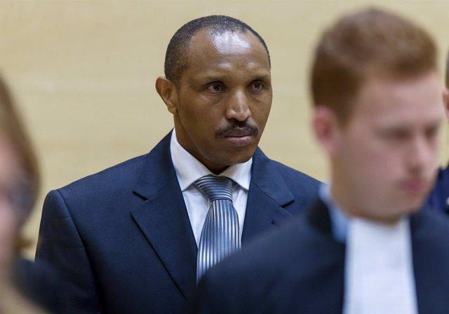El señor de la guerra Bosco Ntaganda ante el TPI