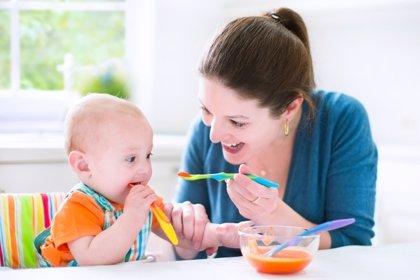 Tabla de introducción de alimentos en el bebé