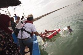 MSF forma a pescadores tunecinos en operaciones de salvamento marítimo