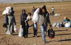 """Erdogan llama a los países europeos a ser más """"sensibles"""" ante los refugiados"""