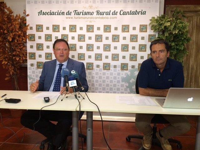 Rueda de prensa de la Asociación de Turismo Rural de Cantabria