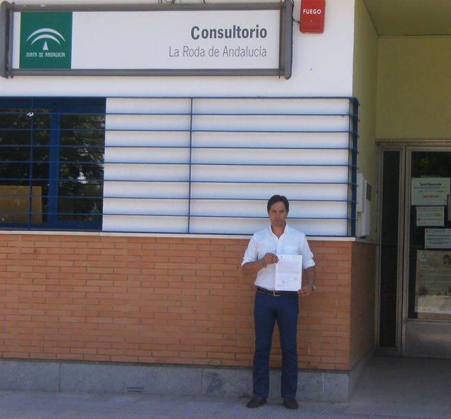 Centro de salud de La Roda de Andalucía (Sevilla)