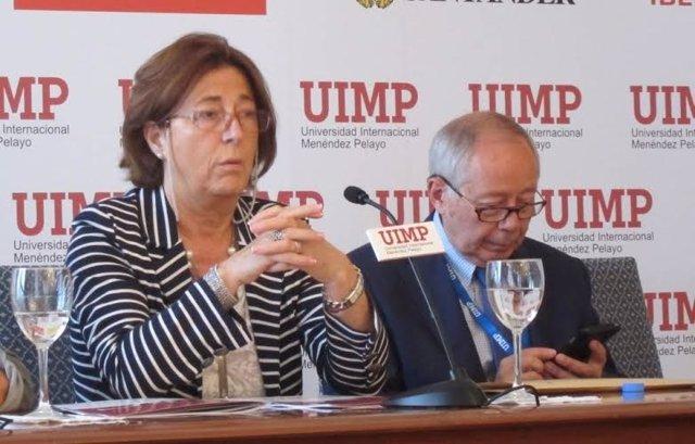 Yolanda Tellaeche y Julio Sánchez Fierro
