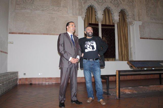 Fotografía 040915. El Delegado Del Gobierno En CLM, José Julián Gregorio, Visita