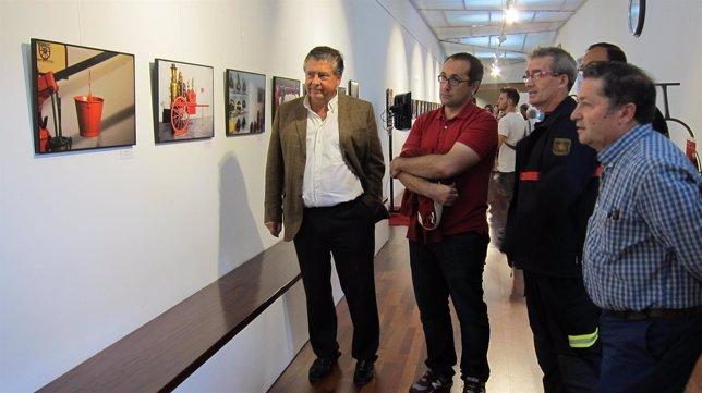 Exposición fotográfica en el Museo del Fuego de Zaragoza