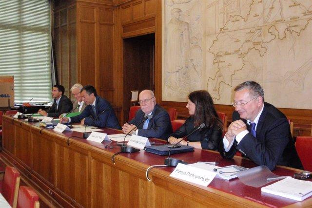 Sota en Interreg
