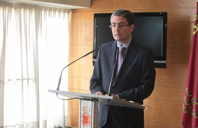 Jesús Pachecfo en ruenda de prensa