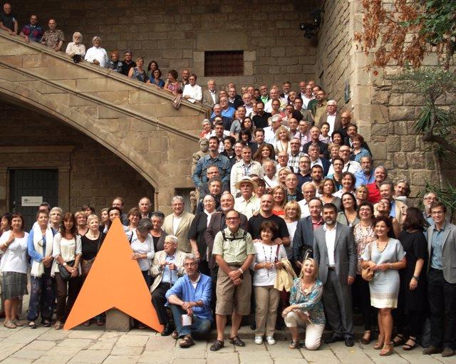 Presentación de  'Bases para la educación y la cultura de la Rep.Catalana'