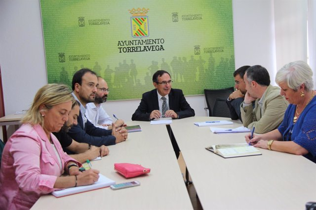 Junta de Portavoces de Torrelavega