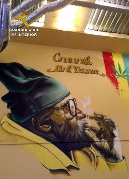 Imagen del club de fumadores