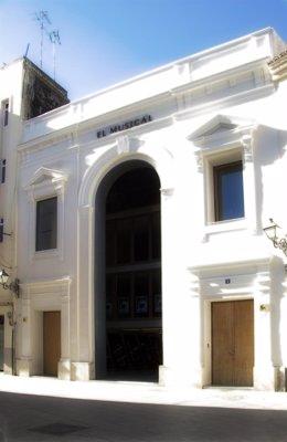 El Teatre El Musical en una foto de archivo