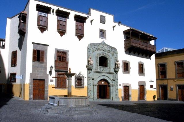 Casa De Colón De Las Palmas De Gran Canaria