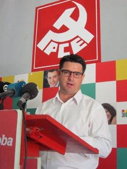 Pedro García.