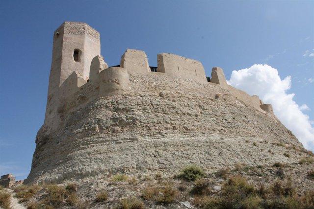 Castillo Mayor de Calatayud (Zaragoza)