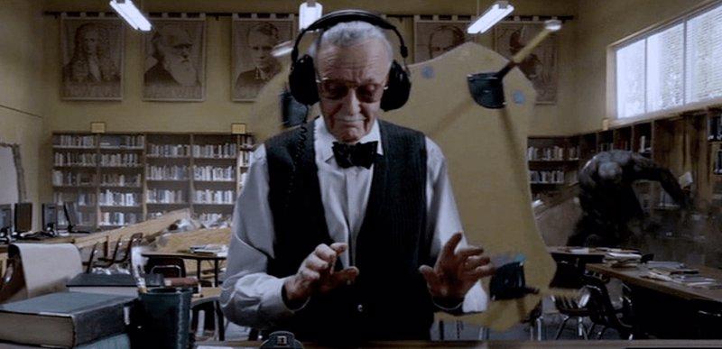 Todos los cameos de Stan Lee en las películas de superhéroes Marvel