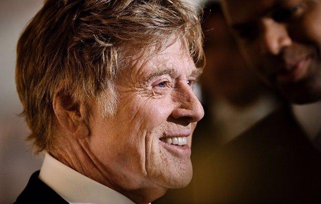 Robert Redford en un evento en Los Ángeles
