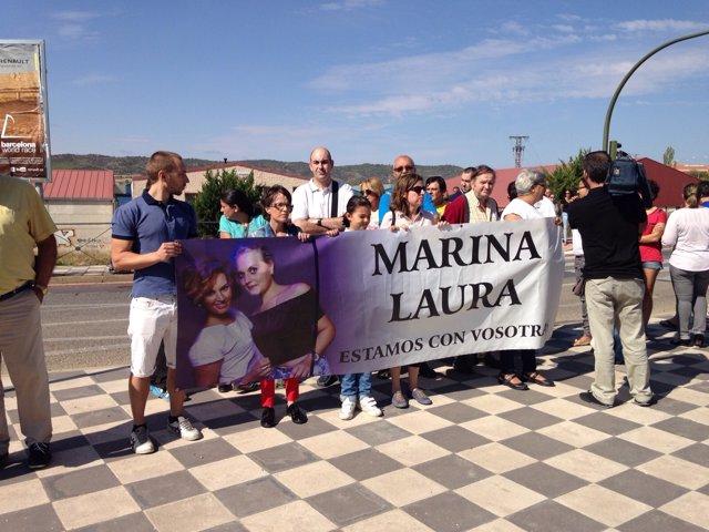 Familias Laura y Marina