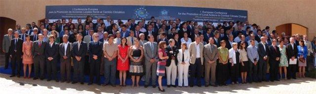 Conferencia europea sobre cambio climático
