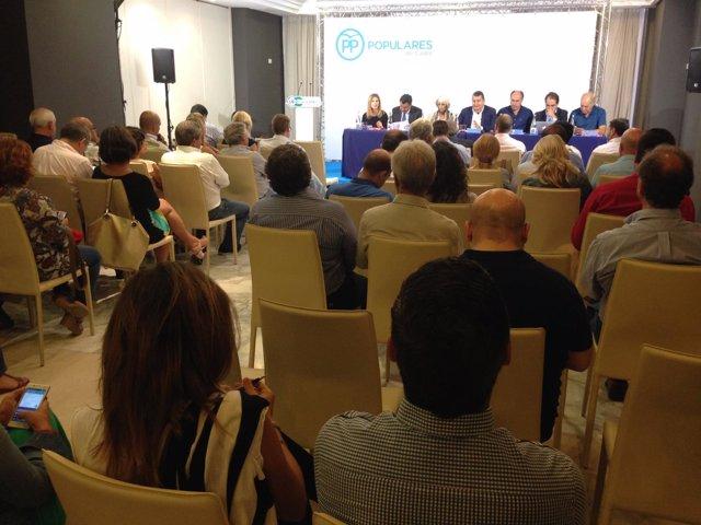 Junta directiva provincial del PP de Cádiz